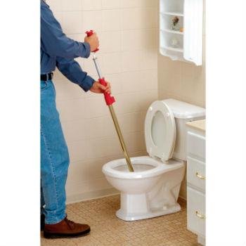 Профессиональное устранение засора в туалете